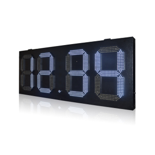 Morocco led gas price sign/led signs for gas stations/outdoor led sign