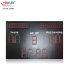 Professional Wholesale 10 Inch Outdoor Single Red Led Football Scoreboard