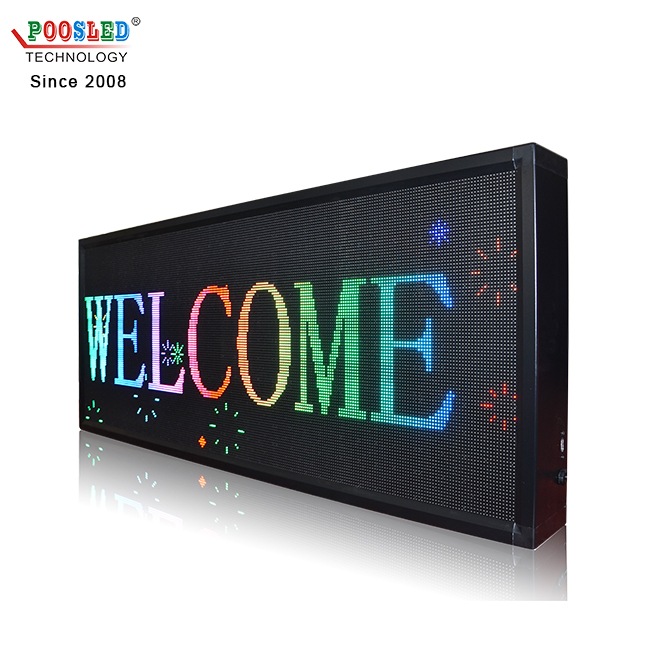 Factory Manufacture Indoor P4 RGB Full Color Led Display