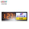 "Amercian Style D15""+D6""-Y-8.889/10 LED Gas Price Sign Waterproof Iron Cabinet"