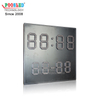 GPS Digital Led Clock Display Outdoor Led Clock Time Date Sign