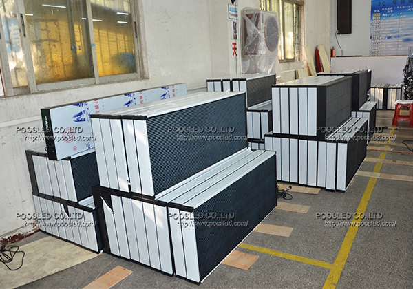 metal cabinet fabrication led